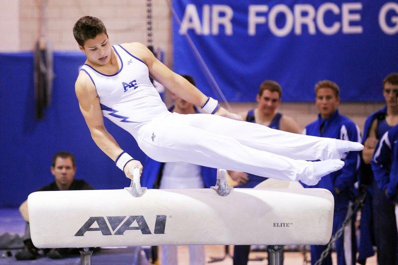 Gymnastics is a part of Pound