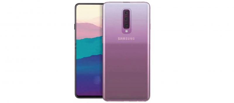 Samsung Galaxy A90 leaked