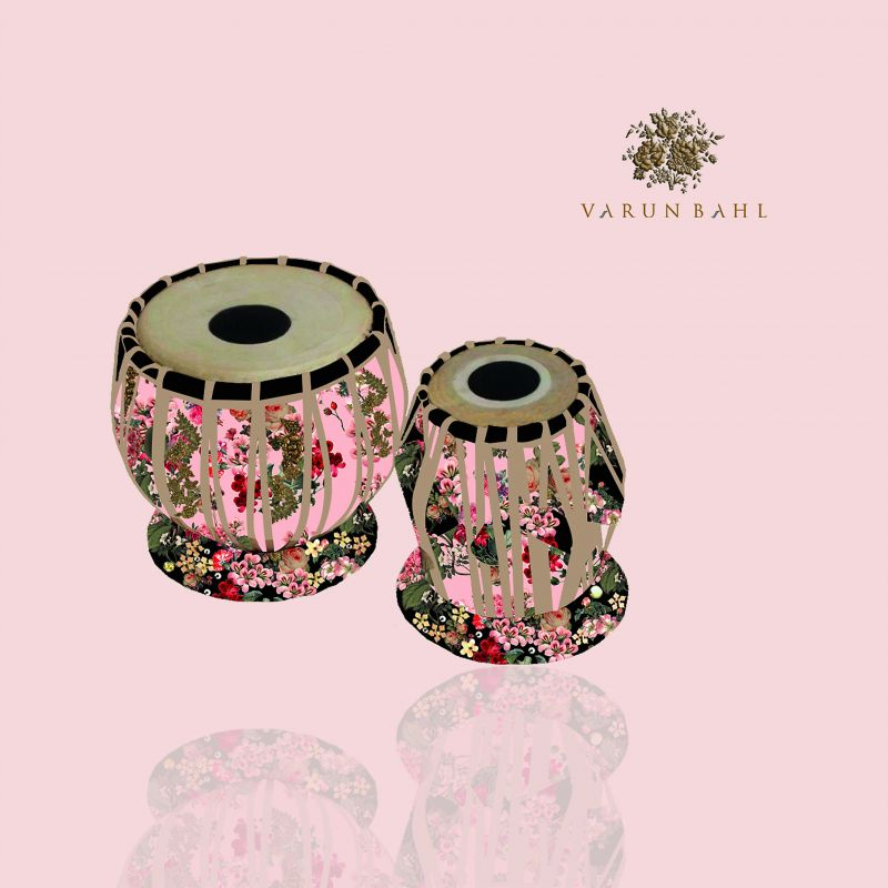 Customised tabla from Varun Bahl