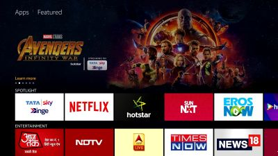 Tata Sky Binge review: Binge on with Amazon's free Fire TV Stick