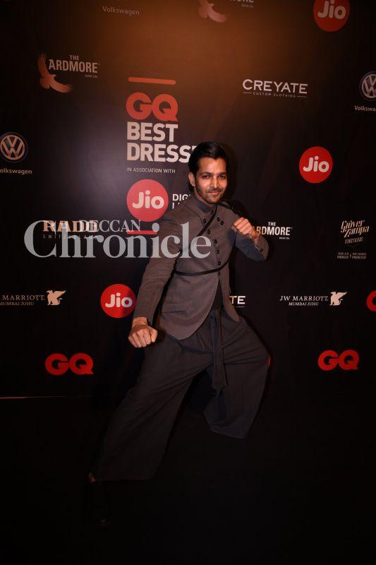 Harshvardhan Rane among Bollywood's Best Dressed celebrities