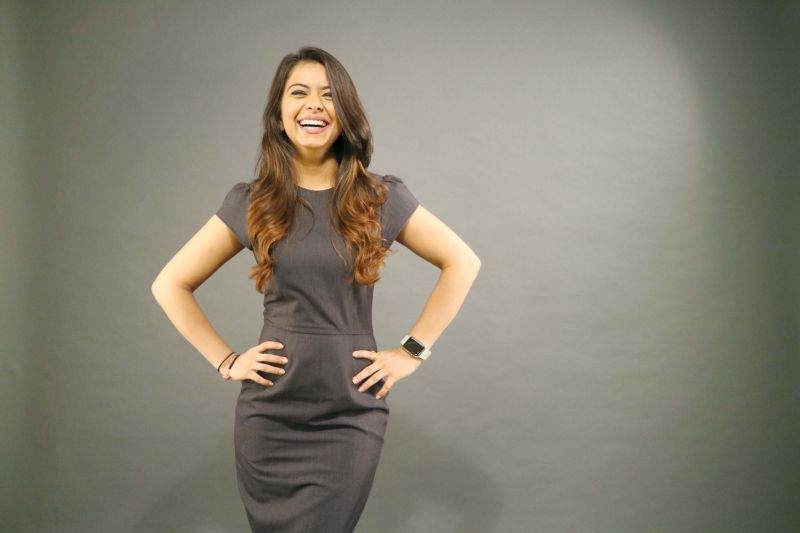Chaitali Parmar, Founder of a fashion retail service.