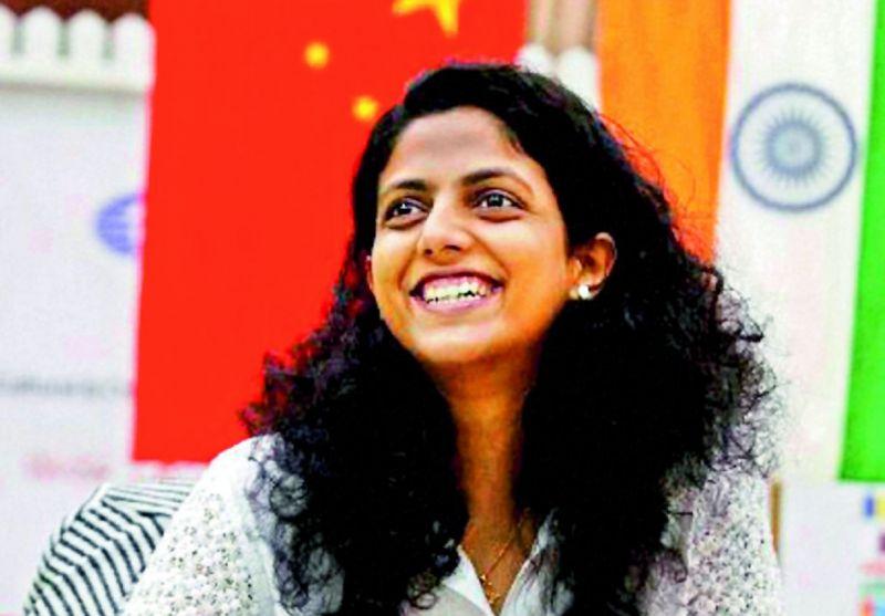 Harika Dronavalli for chess (Andhra Pradesh)