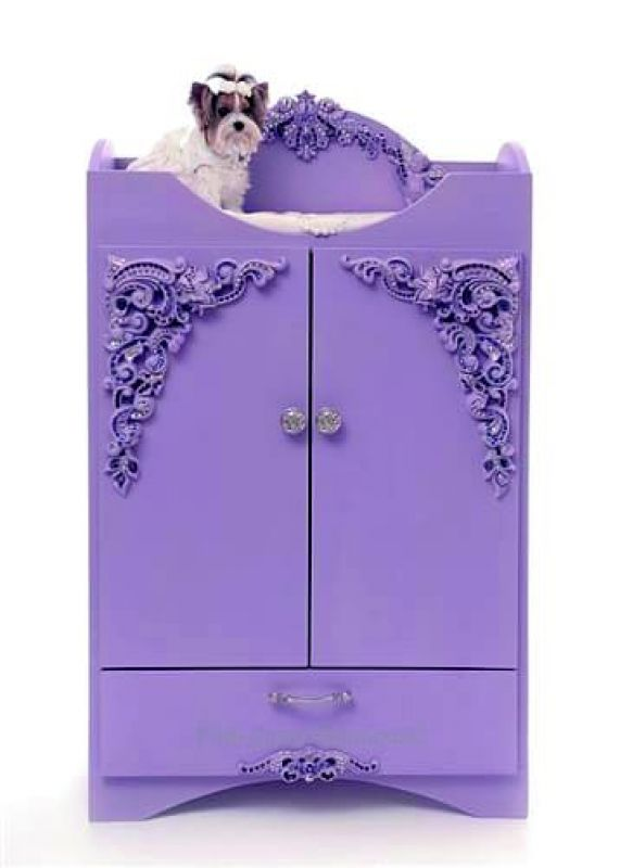 Couture Paisley Armoire.
