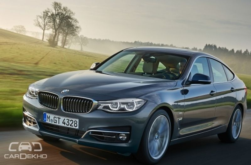 BMW 3GT