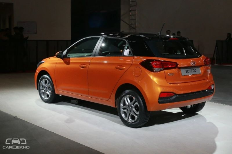 This Time Around Hyundai Is Also Offering The Elite I20 With Dual Tone Exterior