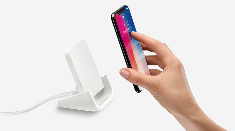 Logitech iPhone wireless charger