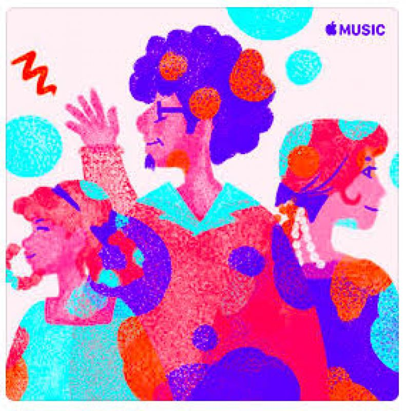 Apple Holi playlist