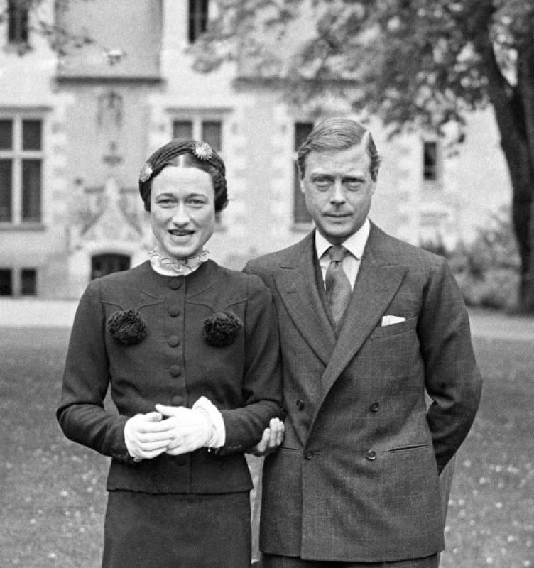 Wallis Simpson. (Photo: AP)