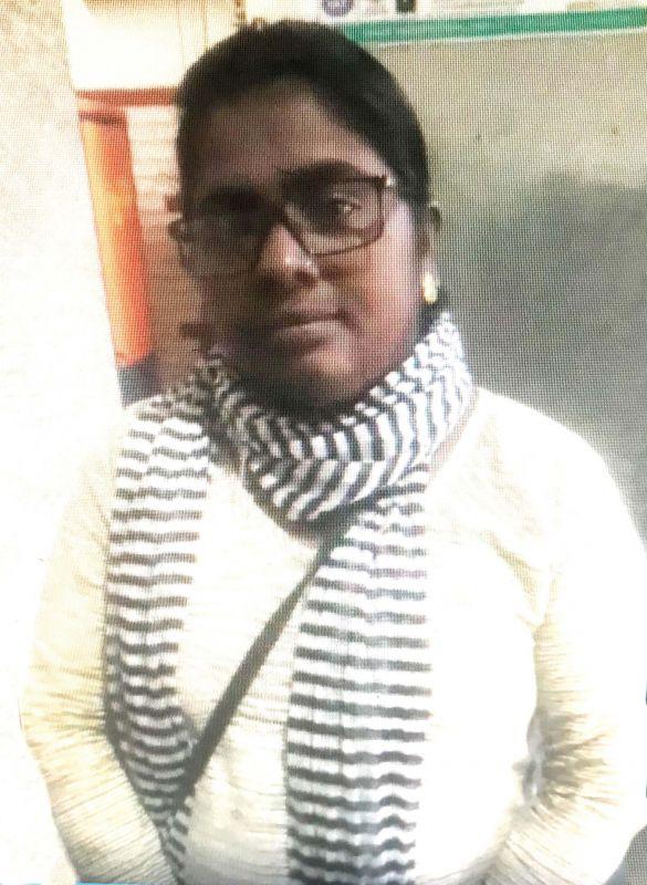 S. P. Manju, 35
