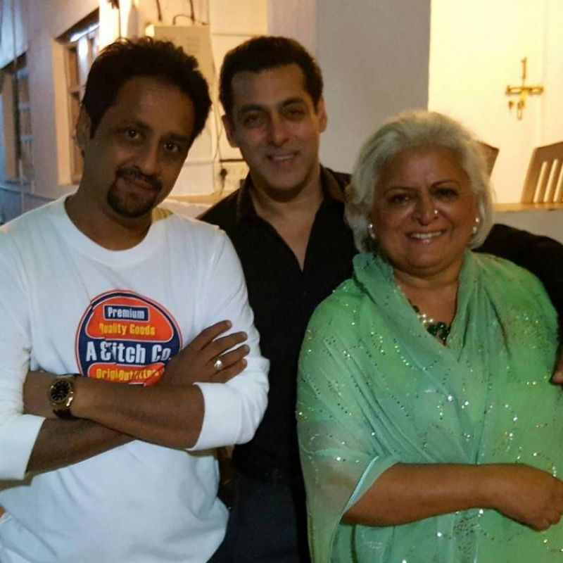 Salman inside bash