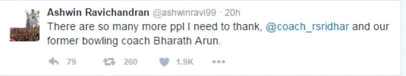 R Ashwin tweet 3