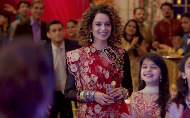 Gujju women Bollywood 2018.