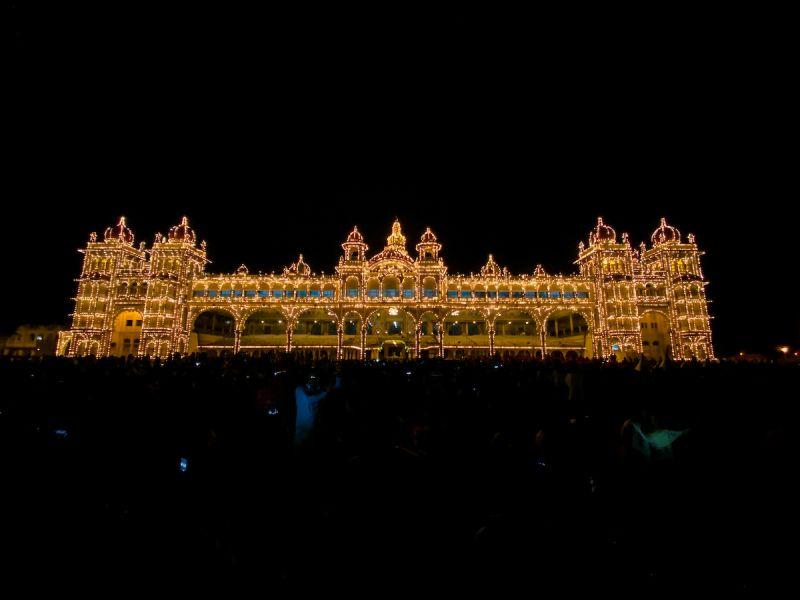 The Night-Mode in action. (Photo: Prashanth Vishwanathan- @prashanthvishwanathan)