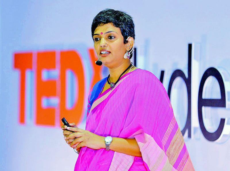 Anusha Bharadwaj