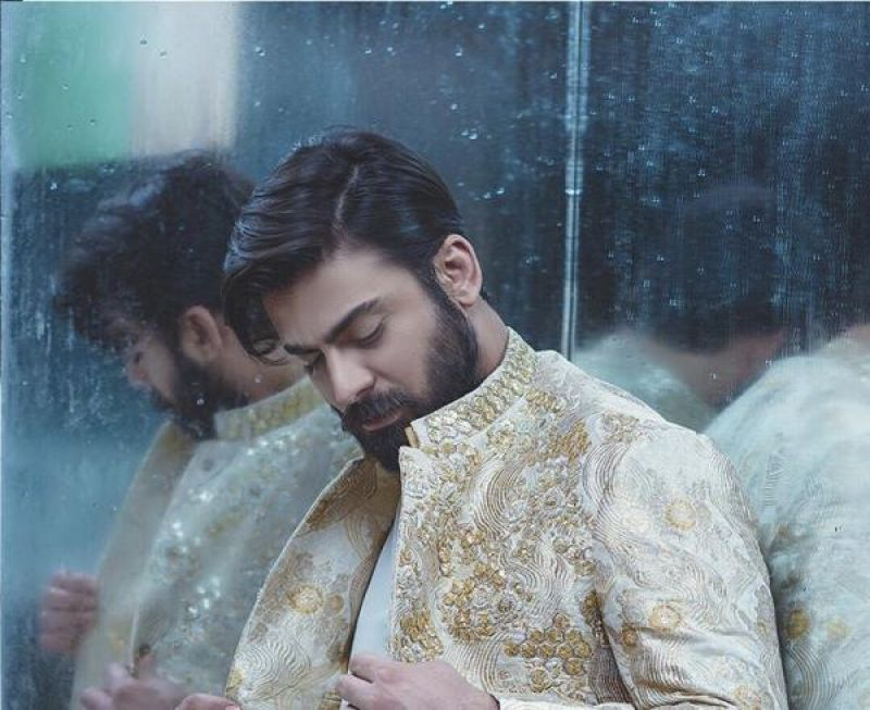Fawad Khan.