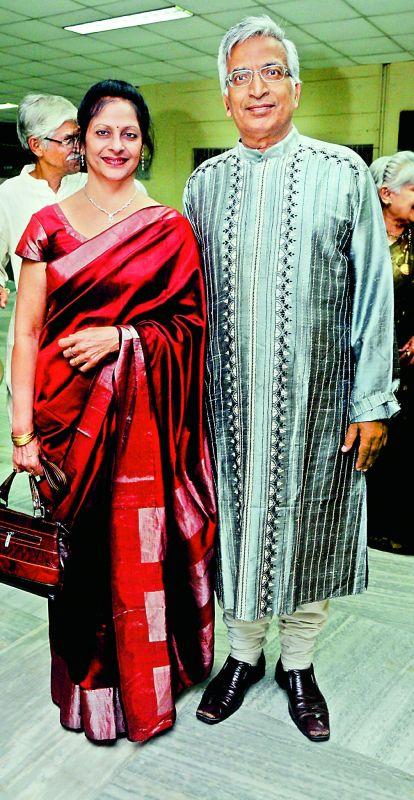 Suresh Goel and Shalini Goel