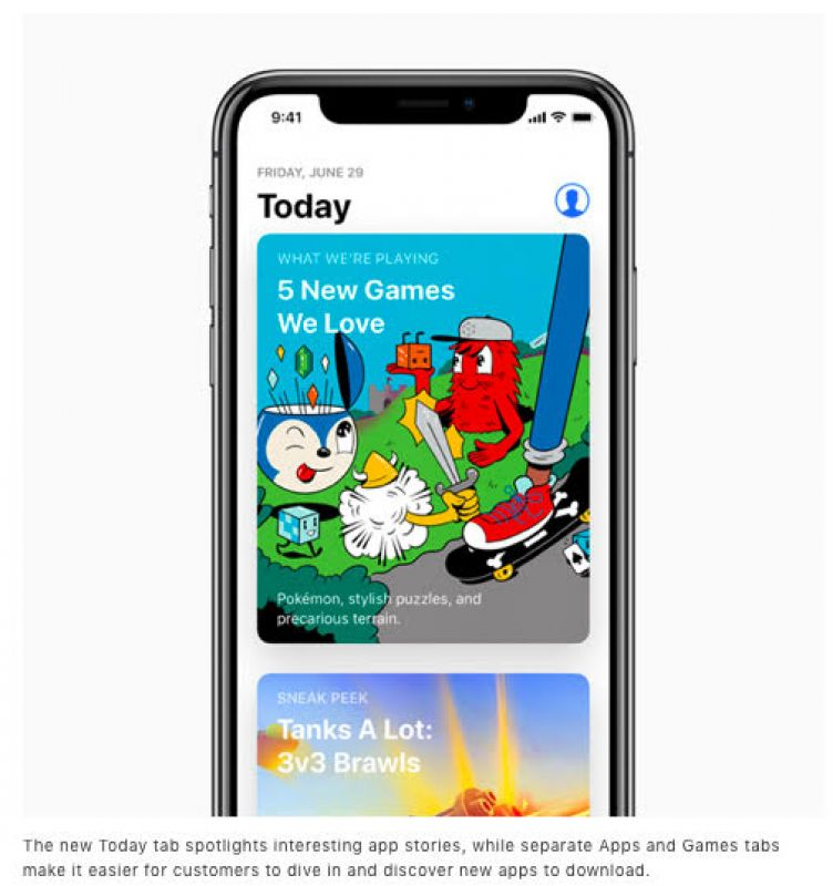 Apple App Store completes 10 years