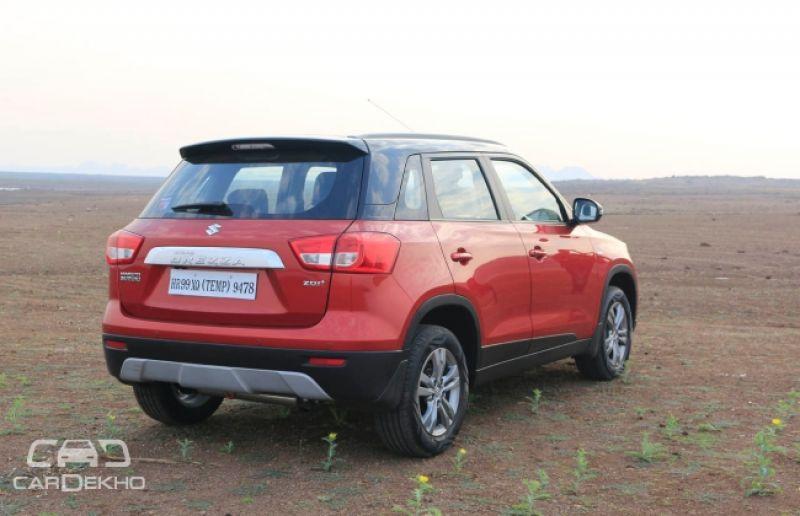 Vitara Brezza or Hyundai Creta