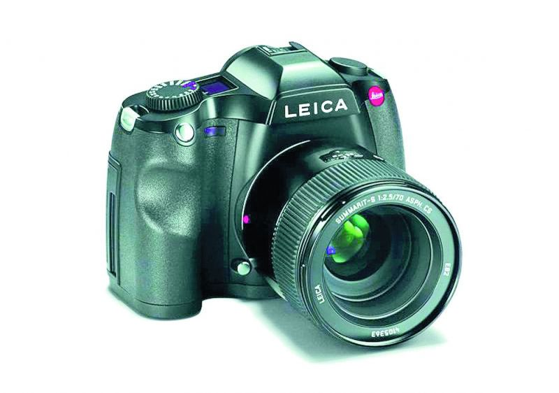 The Leica S2-P
