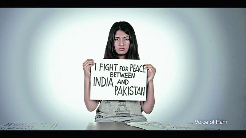 Gurmeher Kaur was trolled for putting forth her opinion on Indian Army.