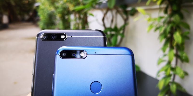 Honor 7C and Honor 7A