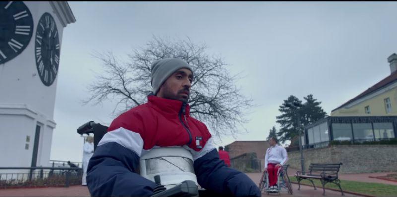 Diljit Dosanjh as Sandeep Singh in 'Soorma'.