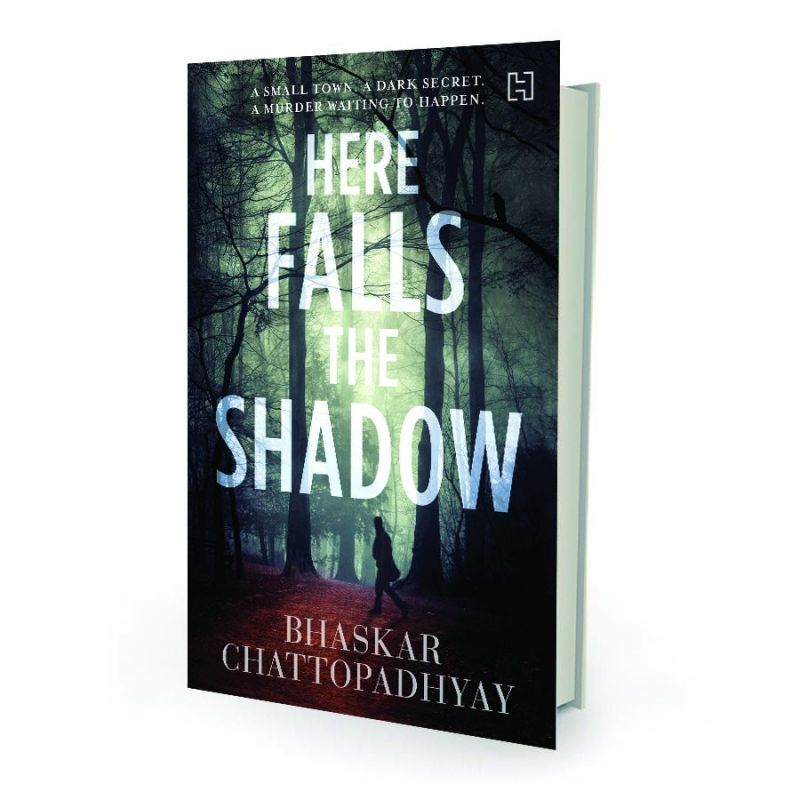 Here Falls the Shadow Hachette India,  pp.256, Rs 350.
