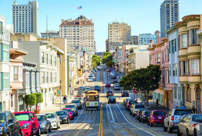 San Francisco keeps up with the changing tastes of the urban millennial