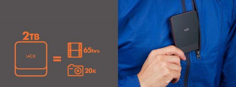 LaCie Portable SSD Review
