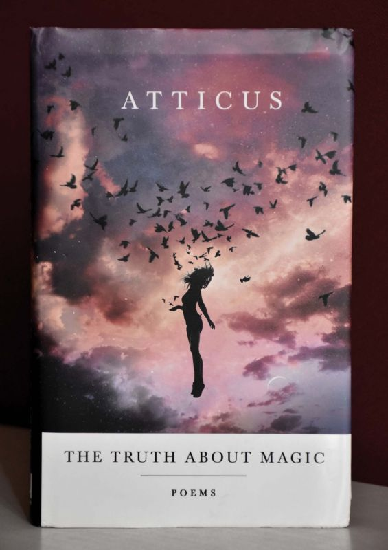 by Atticus, Publisher: Hachette India,  Pp.247, Rs 699