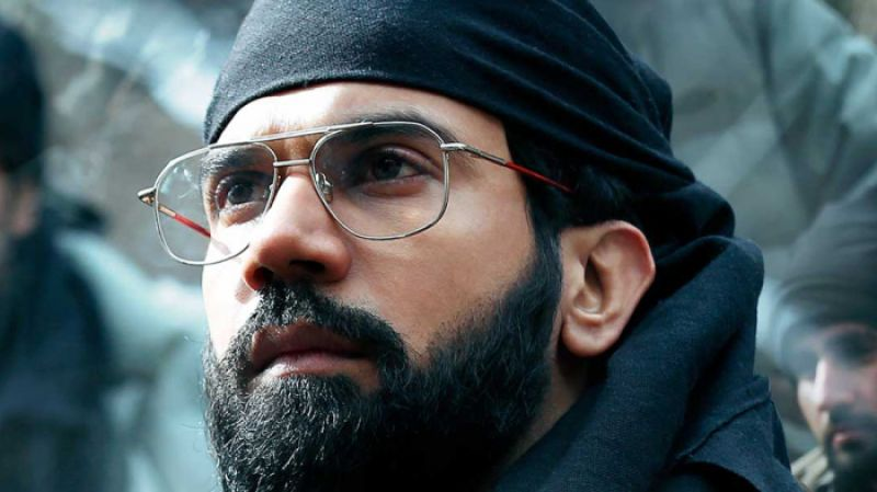 Rajkummar said the character was so intense in Omerta that it took a toll on him as he tried to get into his psyche of Omar.
