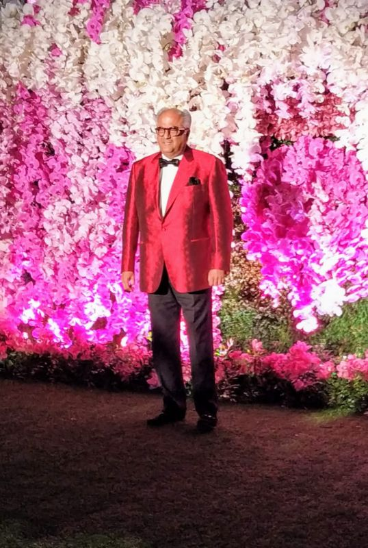 Boney Kapoor. (ANI Photo)