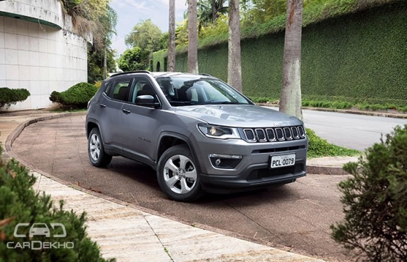 variants of jeep compass. Black Bedroom Furniture Sets. Home Design Ideas