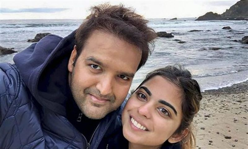 Isha Ambani and Anand Piramal. (Photo: PTI)