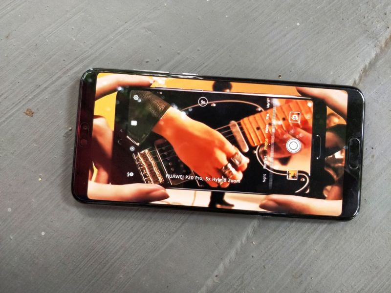 Huawei P20 Pro review (Deccan Chronicle)