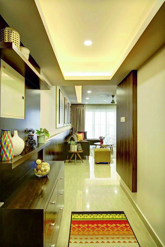 A home like a palette