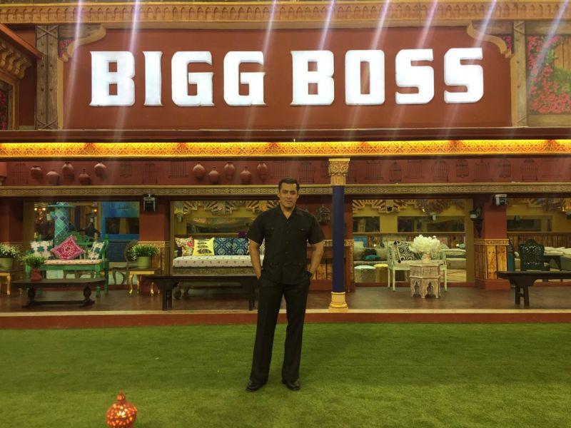 Salman Khan Bigg Boss 10