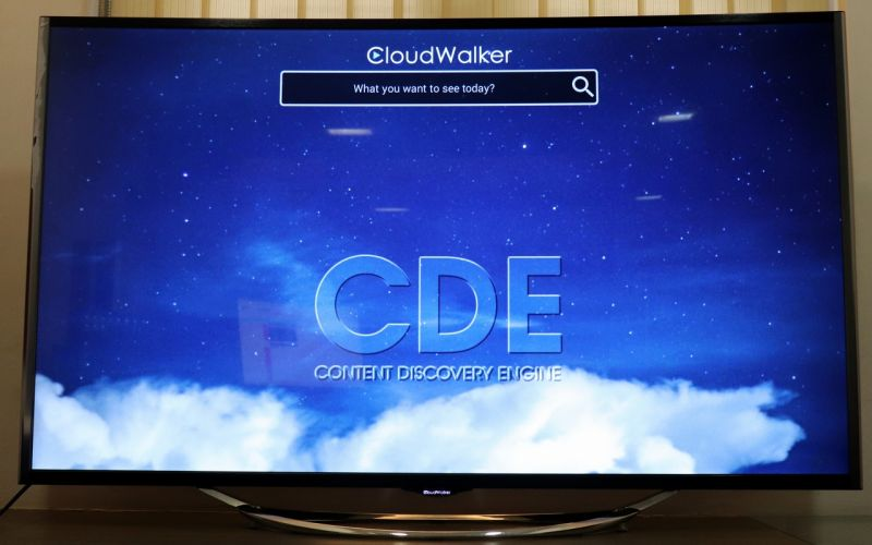 Cloudwalker TV