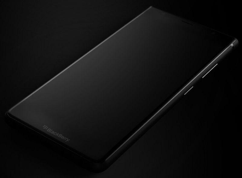 BlackBerry Ghost Pro