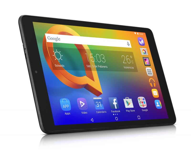 Alcatel A3 10 review: The connected tablet