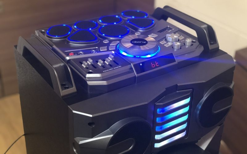 Aisen Trolley DJ Tower Speaker A20UKB830