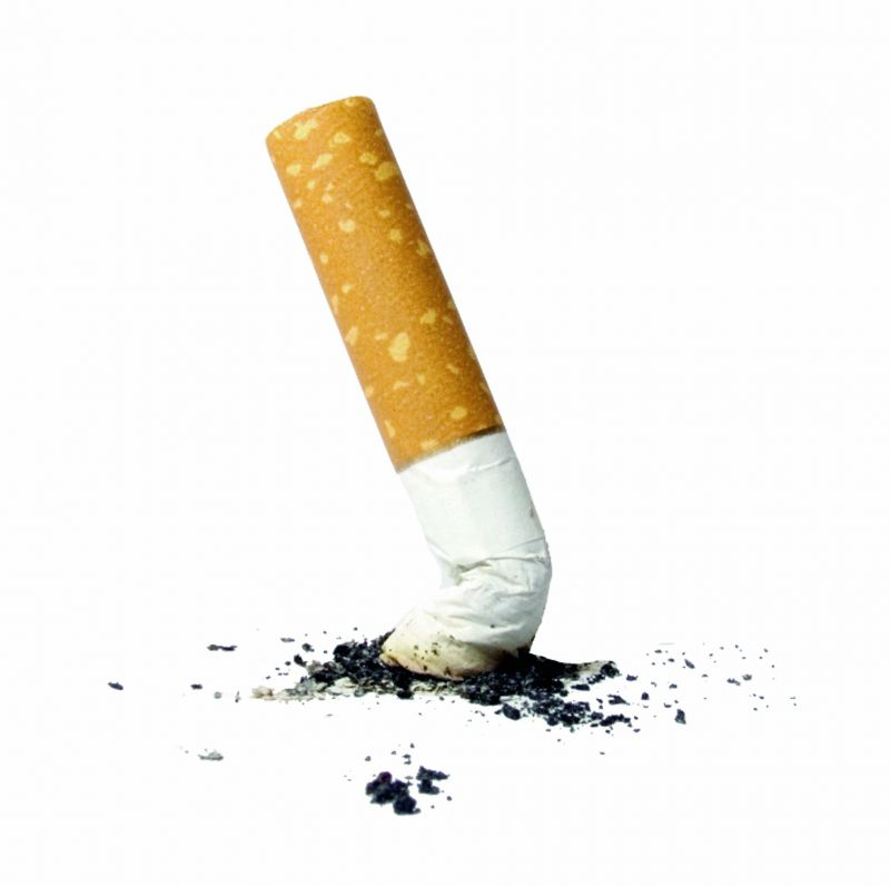 A passive smoker can be defined as someone living or working with a smoker.