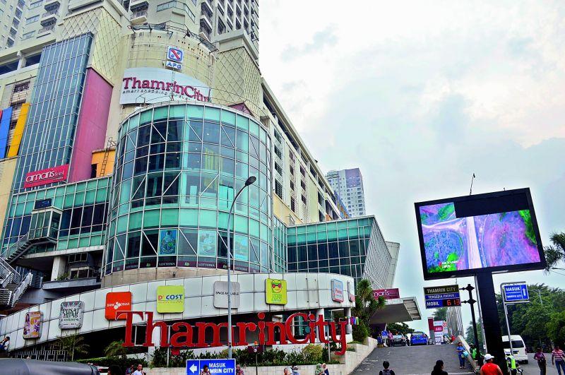 Thamrin city