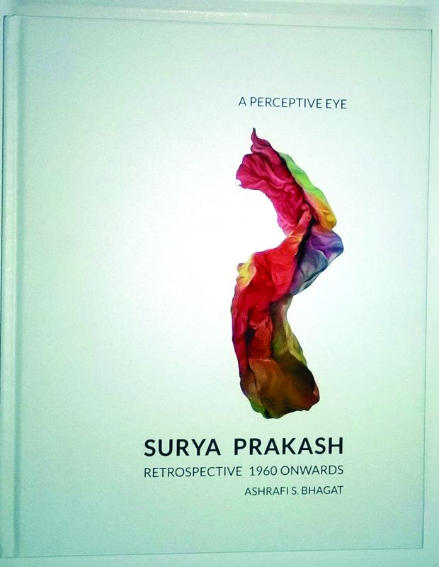 A perceptive eye by Asharfi Bhagat; pp 192 Kalakriti Art Gallery