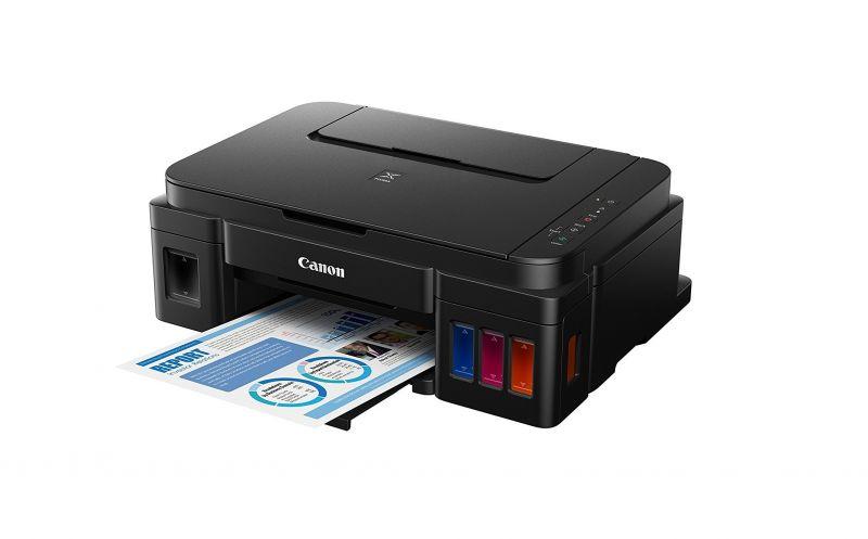 Canon Pixma G2010 Ink Tank AIO review: Fill it, shut it