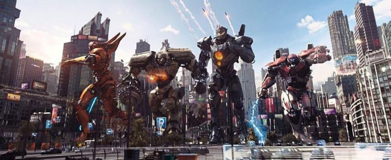 'Pacific Rim: Uprising' is a feature-film directorial debut of Steven S.DeKnight.