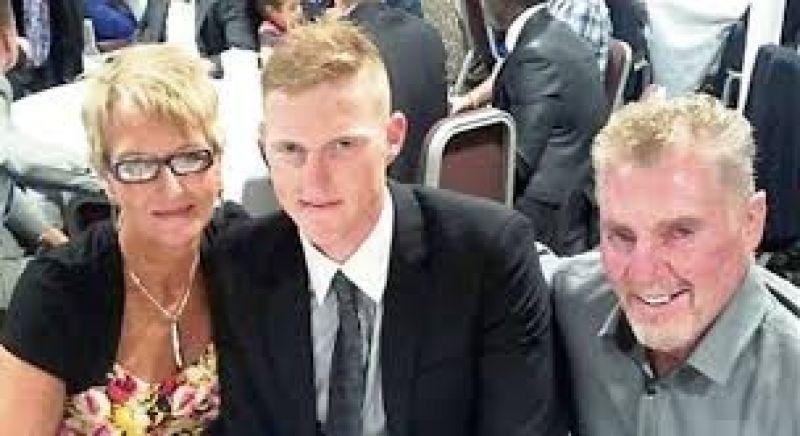 (Ben Stokes' family)