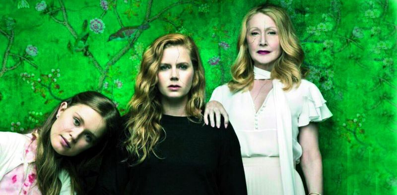 A still from Sharp Objects.