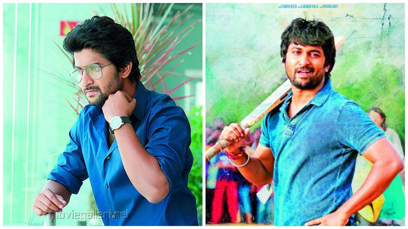 Actor Nani, too, has managed to entertain his fans with no great change in his looks.